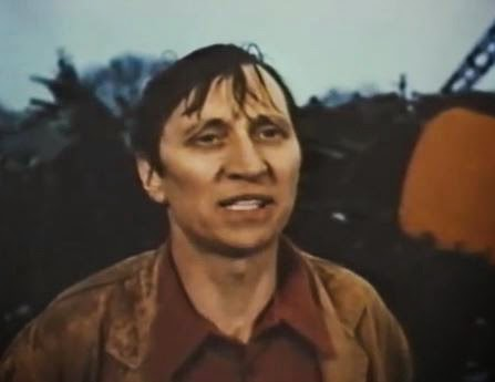 Screengrab of Stephen Lewis, British actor