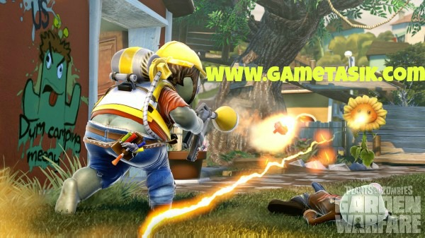 Game Terbaru 2014 - PVZ Garden Warfare