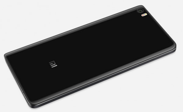 Mi Note Black Edition dari Xiaomi