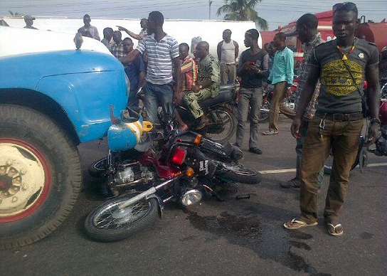 accident mile 2 apapa oshodi 3rd mainland