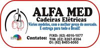 Alfa Med Cadeiras Elétricas