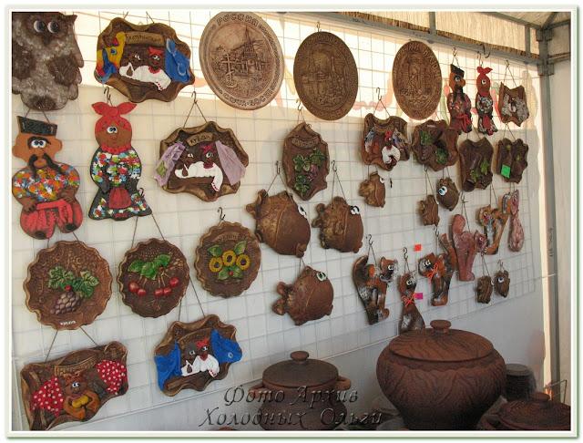 Кубанская керамика на Золотой Ниве