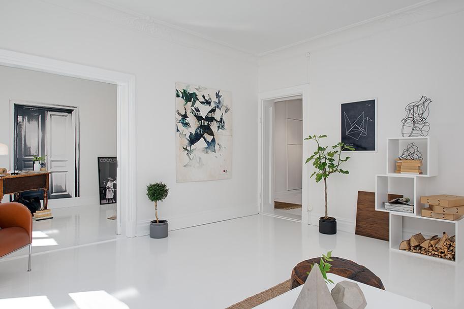 Wie Kriegt Man Alte Tapeten Runter : LEUCHTEND GRAU Interior-Design-Blog celebrating soft Minimalism: Mai