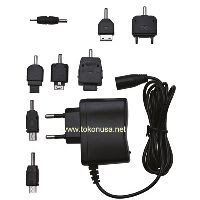 Charger Ponsel 10 in 1