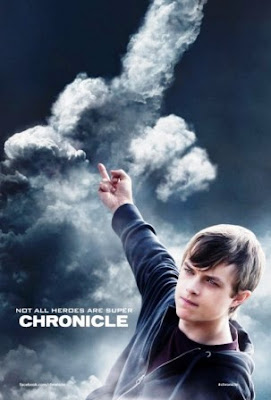 Chronicle (2012). movie poster pelicula