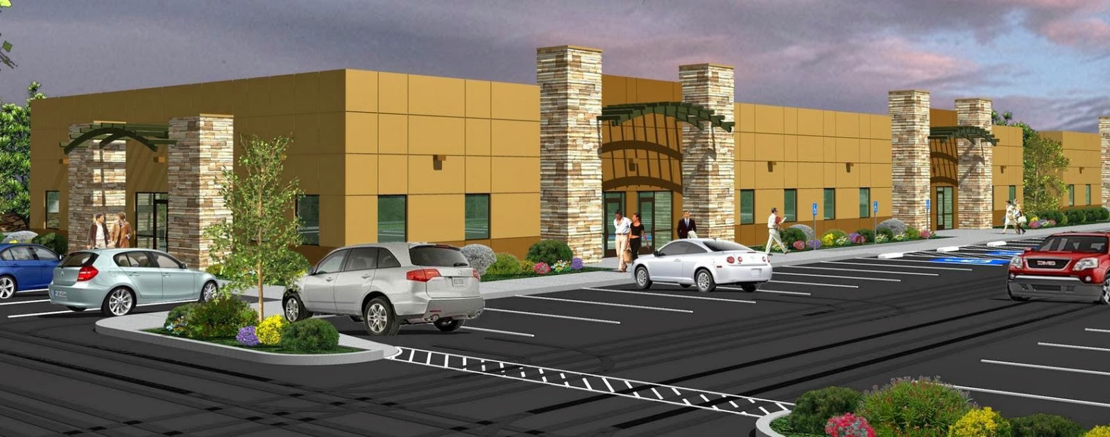 El paso development news office park expands in west el paso for New homes el paso tx west side