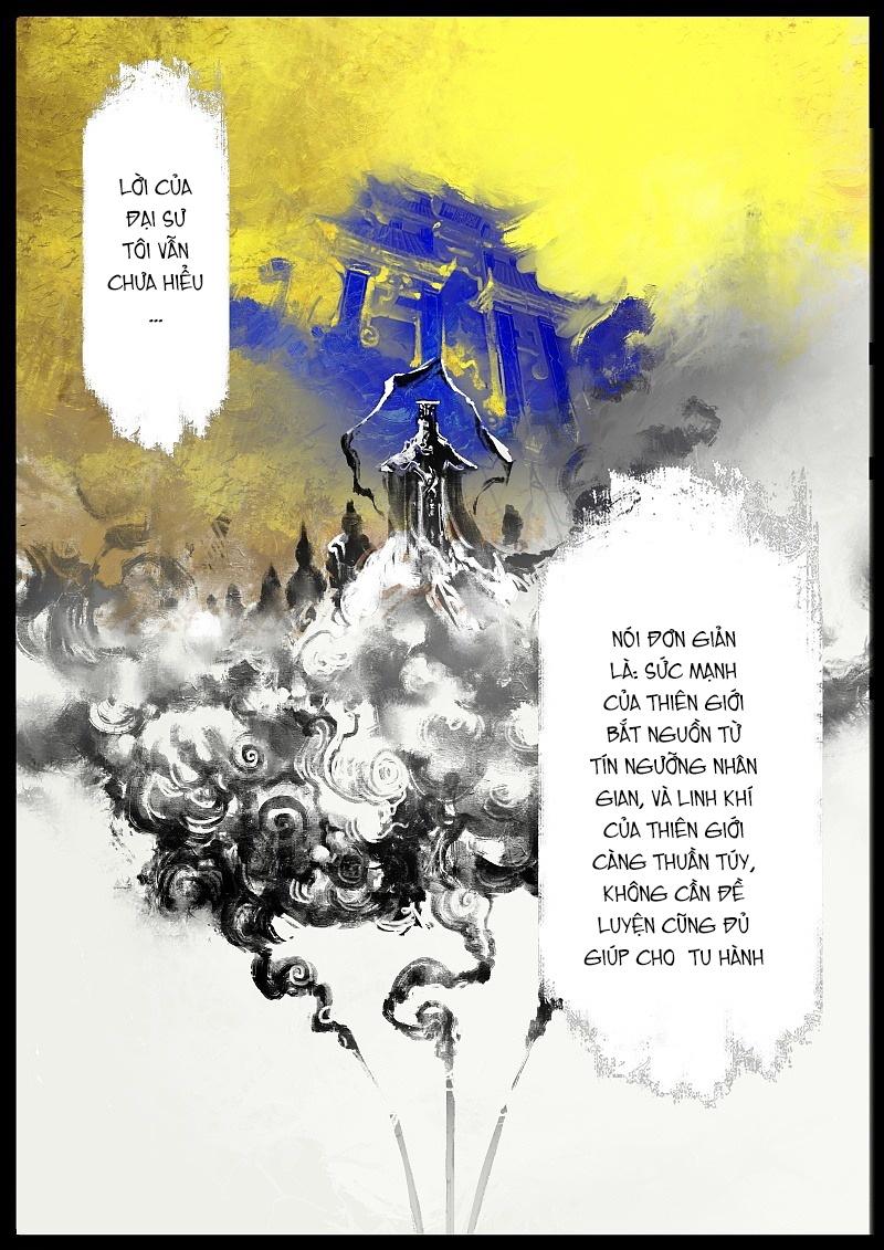 Tây Du Ký dị bản chap 54 Trang 7 - truyendep.com