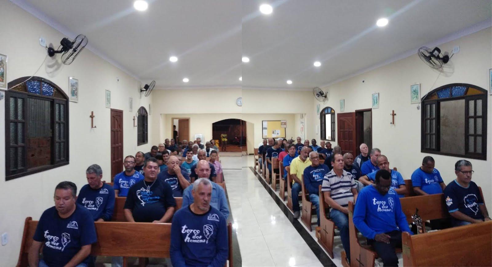 TERÇO NA CAPELA SÃO GASPAR BERTONI EM 10/06/2019