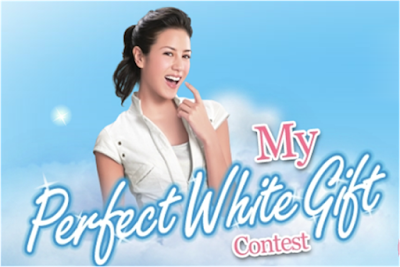 Darlie All Shiny White 'The Perfect White Gift' Contest