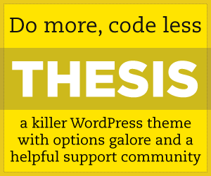 Thesis(DIY Themes)
