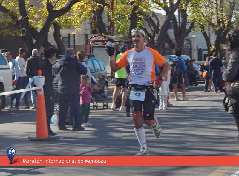 Maratón Internacional Mendoza