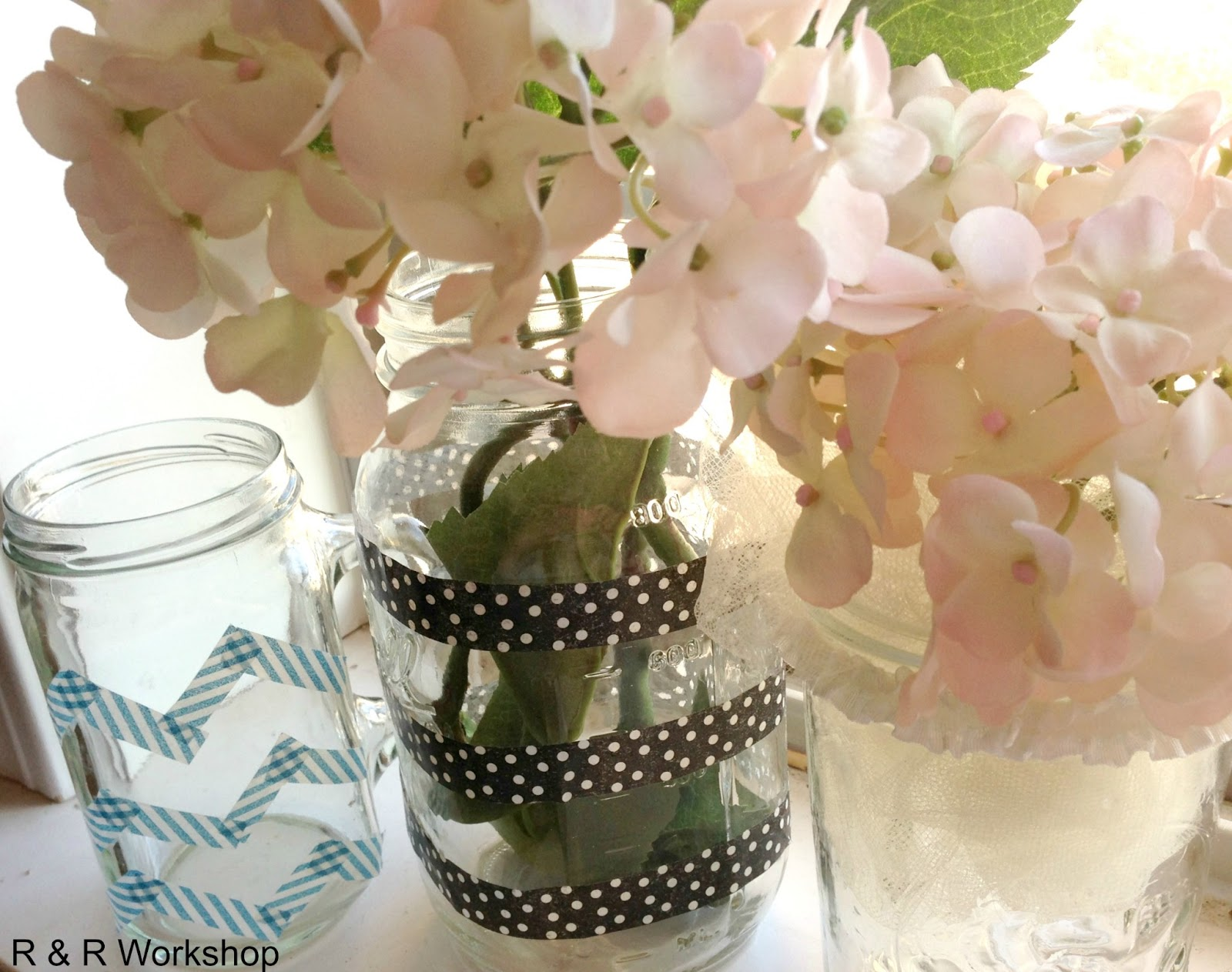 workshop simple ways to decorate mason jars