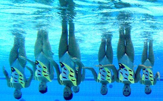 Nuoto sincronizzato: la nazionale in ritiro a Savona