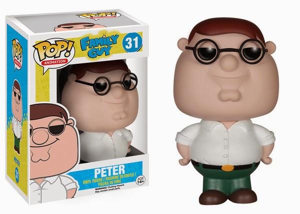 Funko Pop! Peter