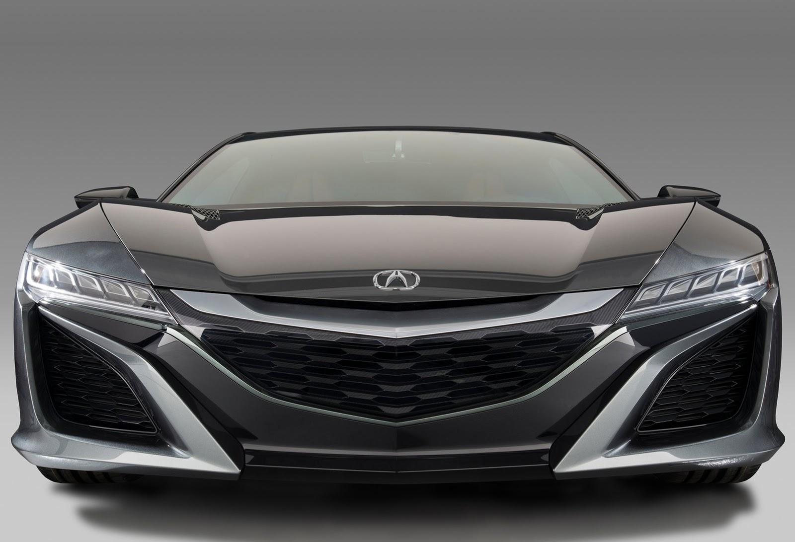 Auto CarGo Transport: Future Car of Acura NSX Concept