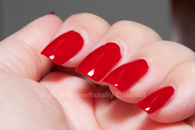 China Glaze - Phat Santa
