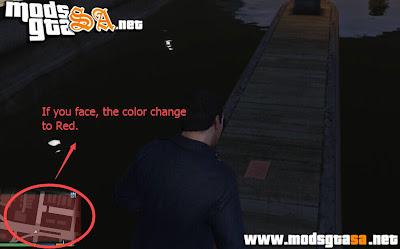 V - Mod Detector de Tesouros para GTA V PC