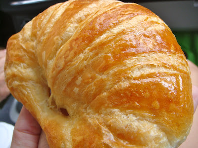 Croissant at Portsmouth Baking Company, Portsmouth, NH