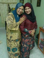 my Sis n my mOm