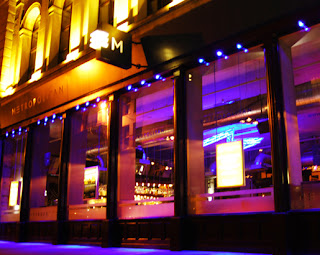 The Glasgow Experience - Metropolitan - Glasgow Bar & Restaurant