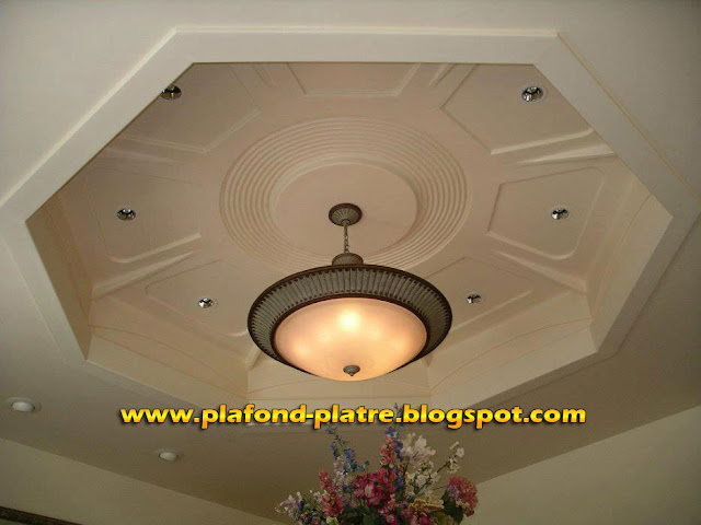 Plafond suspendu - Decoration des plafonds ...