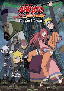 Naruto Shippūden 4: La torre perdida.
