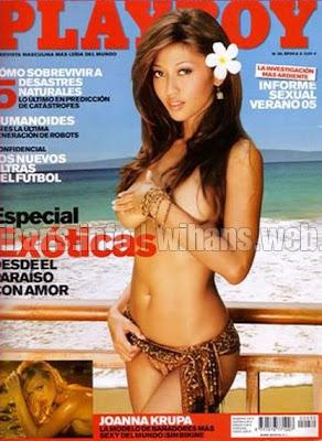 Foto Model Bugil Majalah Playboy - Model Indonesia go international ...
