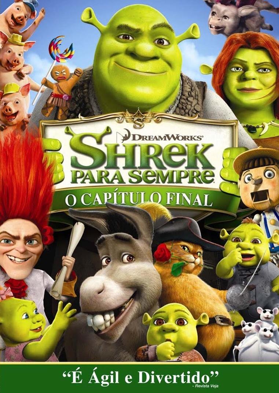 Shrek Para Sempre – Dublado (2010)