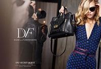 DIANE Von FURSTENBERG FW2015 Ad Campaign