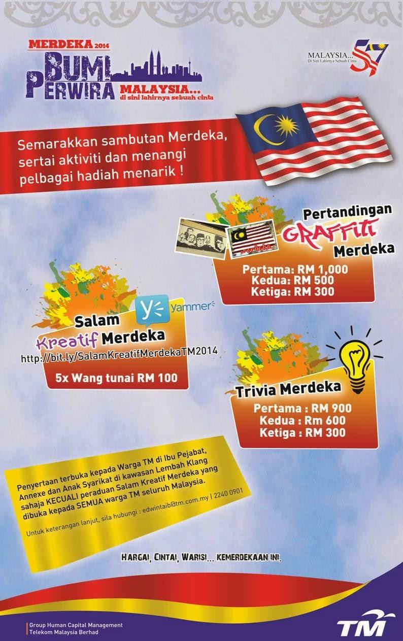 Pertandingan TM Merdeka 2014