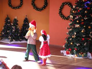 Navidad en PortAventura DSCF0331