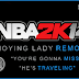 NBA 2K14 Annoying Lady Sound Removal
