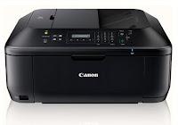 Canon PIXMA MX397 Drivers controller