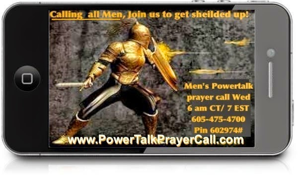 Power Talk Prayer Call