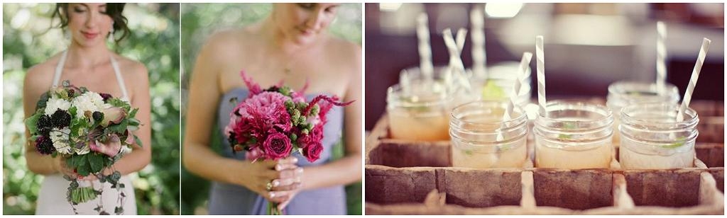 Steal worthy bouquets from glamour grace Pretty summer signature