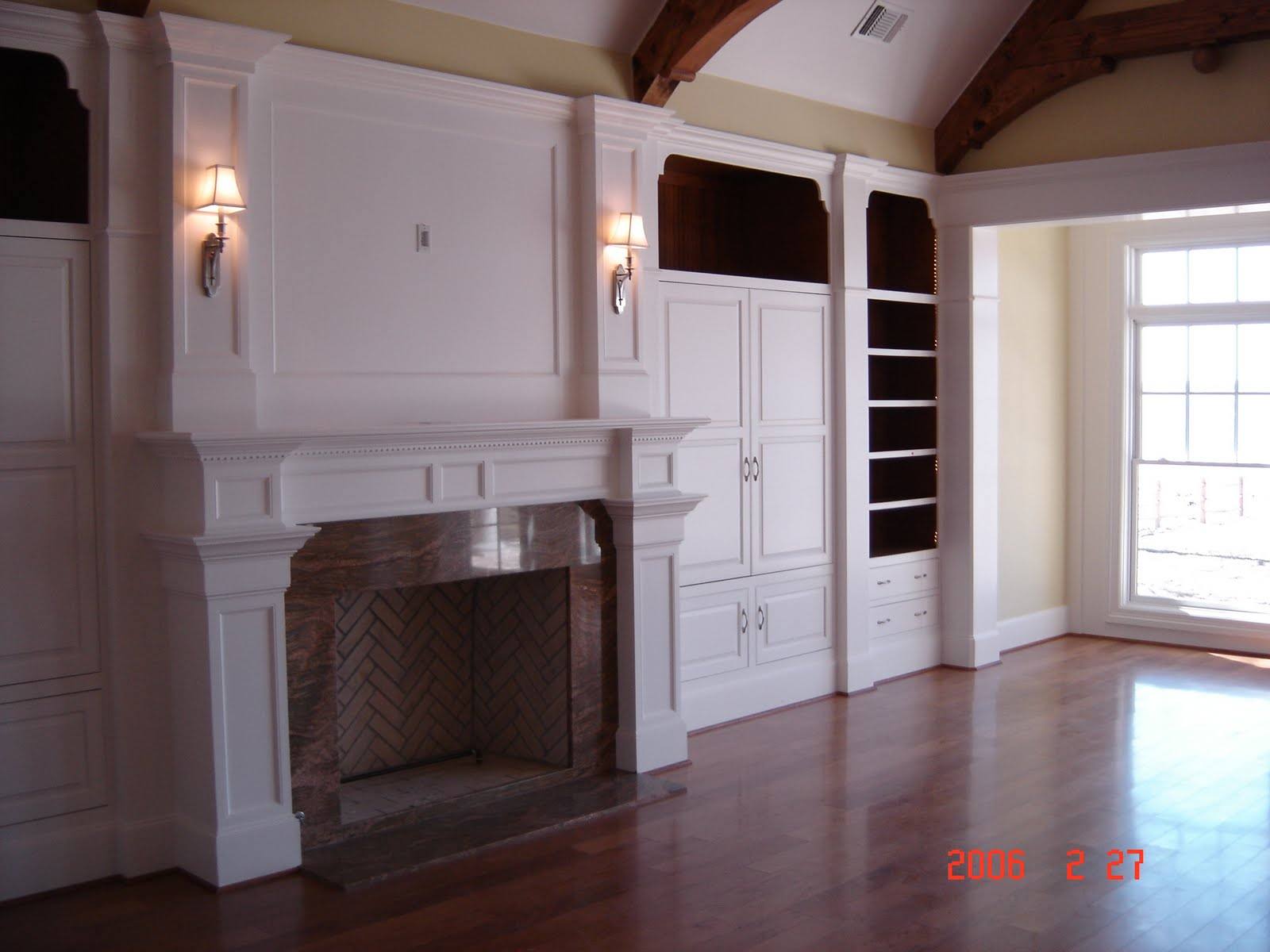 100 fireplace wood trim home improvement build your own