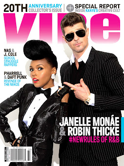 Vibe - Janelle Monae and Robin