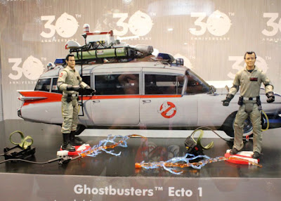 Mattel Matty Collector Ghostbusters Ecto-1 Mock-Up