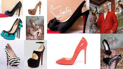 Sepatu Wanita Cristian Louboutin