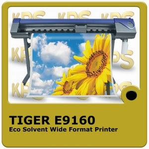 Tiger E9160 Eco Solvent Wide Format Printer
