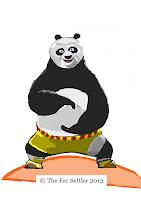 Kung Fu Panda - Po 3