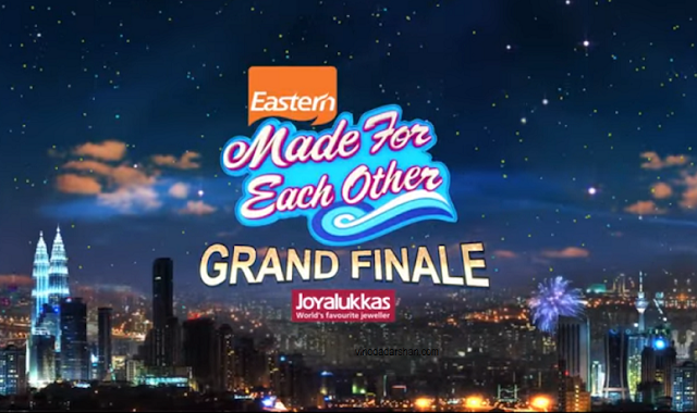 Made for Each Other Grand Finale on Mazhavil Manorama