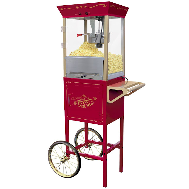 Retro/Classic/Vintage Pop Corn Maker