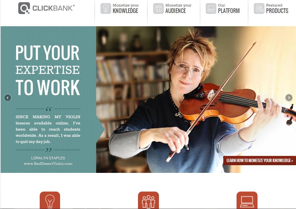 Tutorial Bisnis Online Clickbank