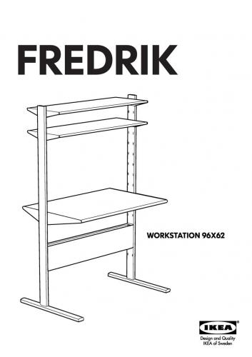 SALE IKEA Fredrik Computer Desk  Workstation  Some lovely things for sale