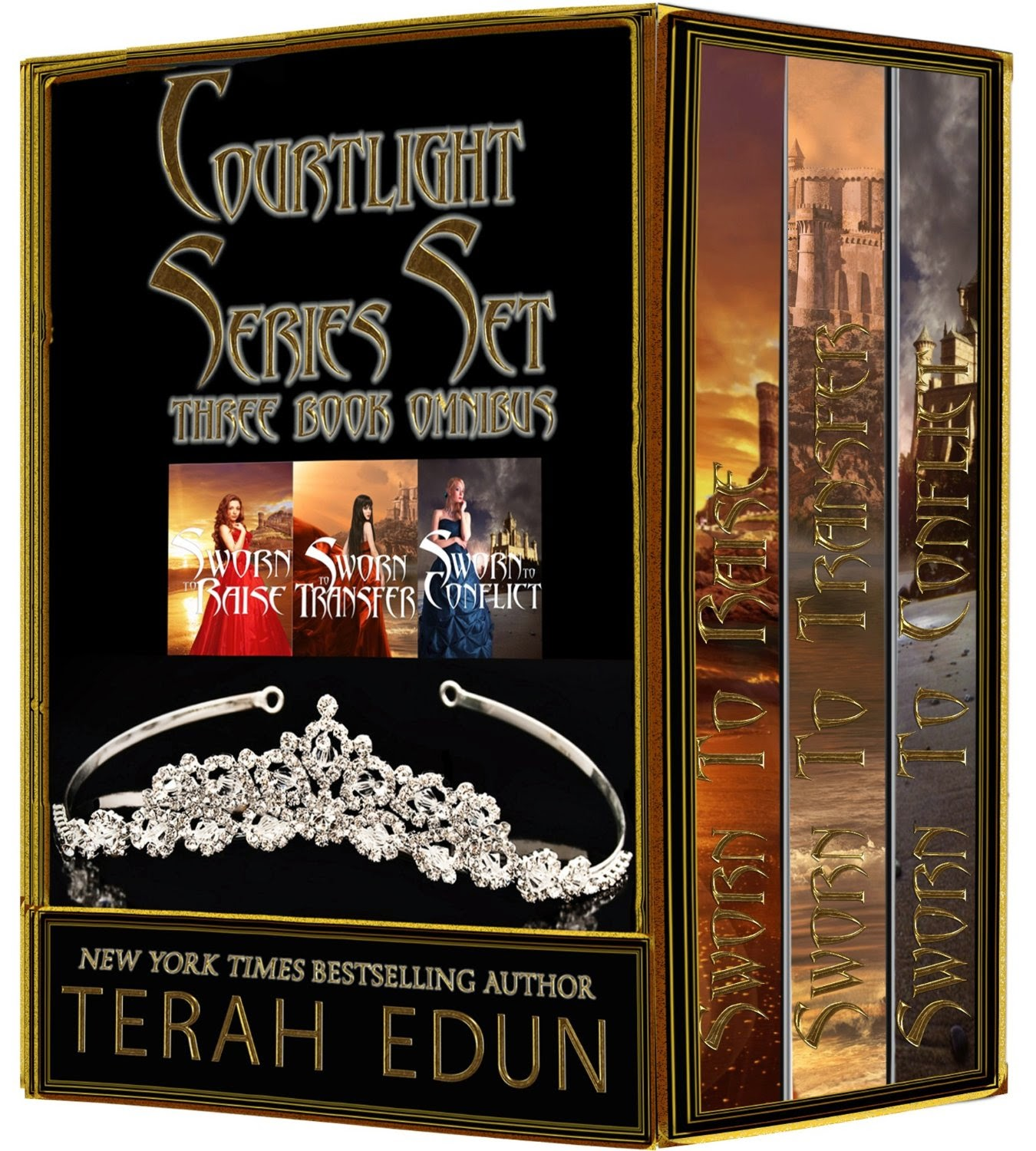{alternative Free Fridays} Courtlight Series Books 13 By Terah Edun