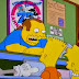 Los Simpsons 07x18 ''El día que murió la violencia'' Audiolatino