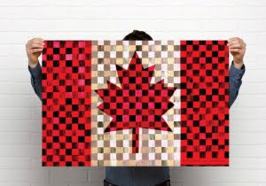 BUY Canada 150 Posters