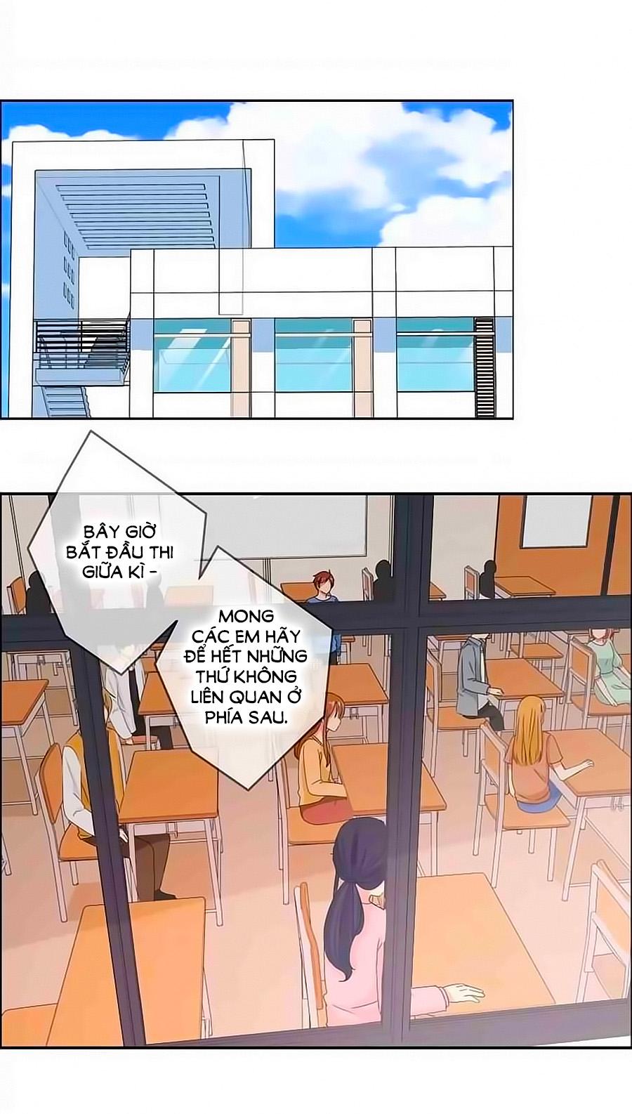 Đại Thần Tình Yêu Chớ Chạm Tôi Chap 44 Upload bởi Truyentranhmoi.net