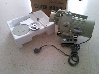 motor industrial embrague maquina de coser